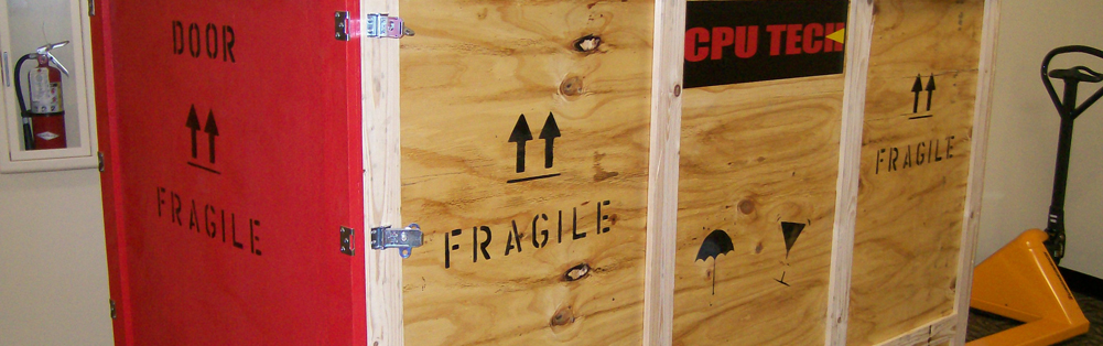 Crate Escape - Custom Crating and Third Party Services